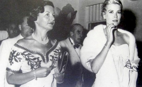 grace kelly et sa belle-soeur