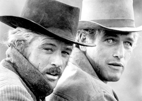 P Newman et R Redford