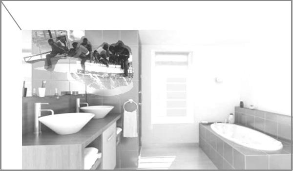 Salle d eau maison s t moin for Salle de bain translation