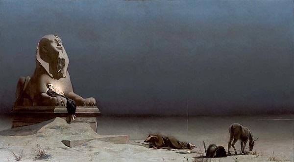 Une fuite en Egypte
